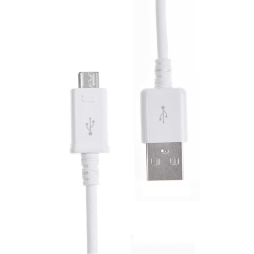 USB Data Cable with Package for Samsung - White