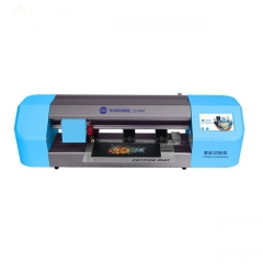 SS-890C Intelligent Flexible Hydrogel Film Cutting Machine For Mobile Phone LCD Screen Protector