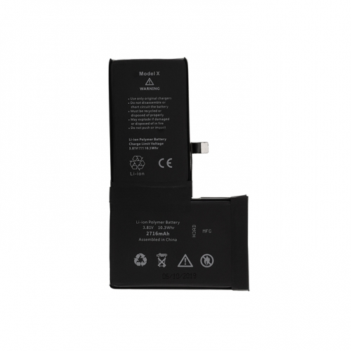 Battery Replacement For Apple iPhone X-AAA