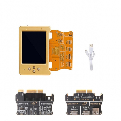 WL V11 Light Sensor and True Tone Repair Programmer + Battery Detection Module + Earphone  Lightning Detection Module Set
