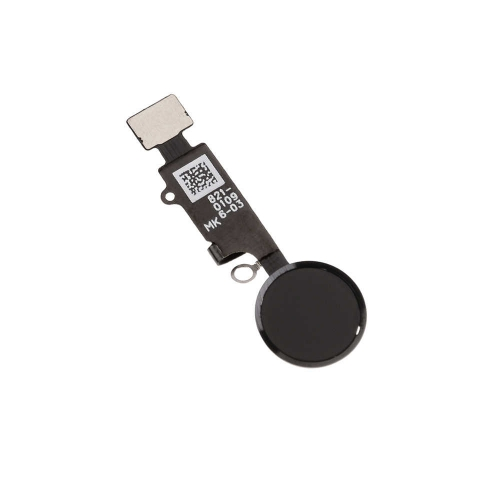 Home Button With Flex Cable Assembly For Apple iPhone 8/8 Plus-Black