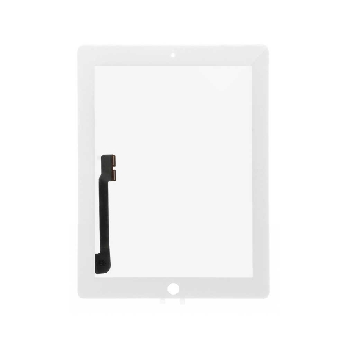 Touch Screen Digitizer Assembly For Apple iPad 3  - White-AAA