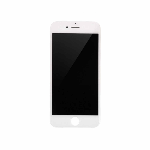 LCD Display and Touch Screen Digitizer Assembly With Frame and Components Replacement For Apple iPhone 6s - White-A