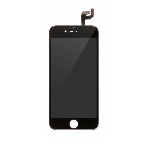 Basic LCD Display and Touch Screen Digitizer Assembly with Frame Replacement For Apple iPhone 6s - Black-A