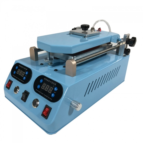 TBK-268 3 in 1 Automatic LCD Separator Machine Middle Frame Bezel Heating Separator For Flat Curved Touch Screen Repair