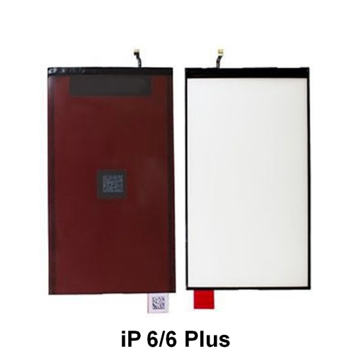 LCD Screen Display Back Light Film Backlight Plate with Home Button Extended Flex Cable Ribbon for iphone 6/6P/XR-AAA