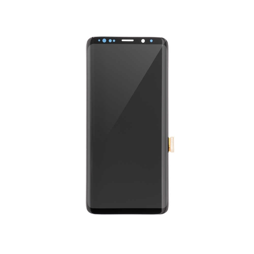 OLED Display and Touch Screen Digitizer Assembly Replacement For Samsung S9 Plus - Black - OEM REFURB