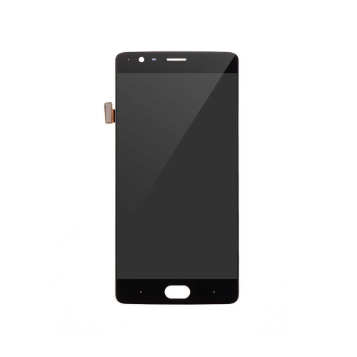 OLED Display and Touch Screen Digitizer Assembly Replacement For OnePlus 3/3T - Black - AA