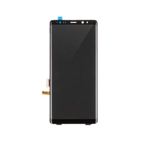 OLED Display and Touch Screen Digitizer Assembly Replacement For Samsung Note 8 - Black