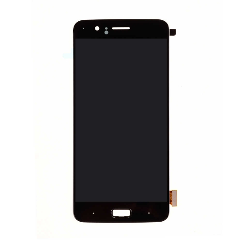 OLED Display and Touch Screen Digitizer Assembly Replacement For OnePlus 5 - Black - AA