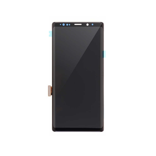 OLED Display and Touch Screen Digitizer Assembly Replacement For Samsung Note 9 - Black - OEM REFURB