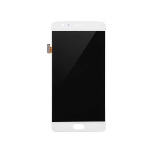 OLED Display and Touch Screen Digitizer Assembly Replacement For OnePlus 3/3T - White - AA