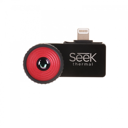 Seek Thermal Camera iOS Version For Short Detection
