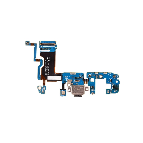Charging Port Flex Cable Replacement For Samsung Galaxy S9+ G965F -OEM USED