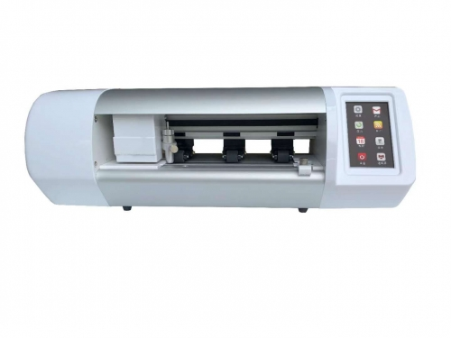 FANS Y007 Intelligent Mobile Phone Screen Protector Film Cutting Machine-with Phone App