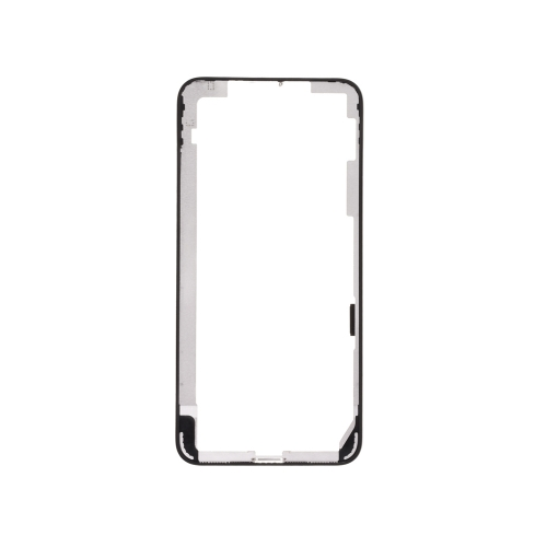 Front Bezel For Apple iPhone XS Max - Black -AAA