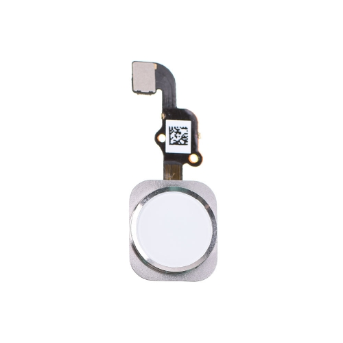 Home Button Assembly Replacement For Apple iPhone 6s Plus - White - AA