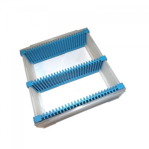 Anti StaticTray slot for putting in bubble machine/PCB Circuit Board LCD Screen Holder Storing tools