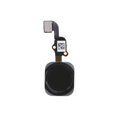 Home Button Assembly Replacement For Apple iPhone 6s/6s Plus-Black-AA
