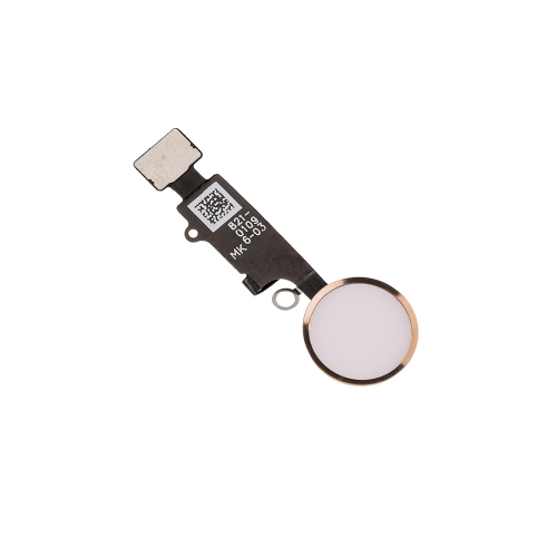 Home Button With Flex Cable Assembly For Apple iPhone 8/8 Plus - Black/White/Gold - AAA