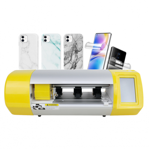 FANS Y008 Intelligent Mobile Phone Screen Protector Film Cutting Machine With PC/WiFi
