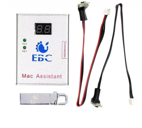 MacBook Motherboard Diagnose Tool & Serial Number Tool EBC 820