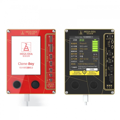 QianLi Mega-Idea LCD Screen True Tone Repair Programmer Vibration/Touch/battery for IP 7 8 XR XS Max Good as Qianli iCopy