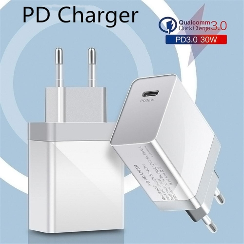 A3P PD Charger 30W USB Type C Fast Charging for iPhone 11 X Xs 8 Samsung Huawei Xiaomi Phone QC3.0 USB C Travel PD Quick Charger