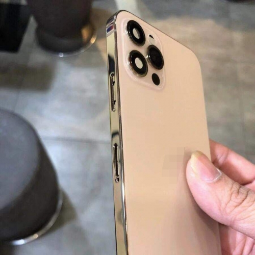 Back Cover Housing For Convert iPhone XS Max into iPhone 12 Pro Max