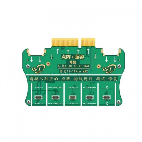 WL V11 Dot Matrix Projector Repair Extension Board And Reading Writing Detector Repair IC Cable