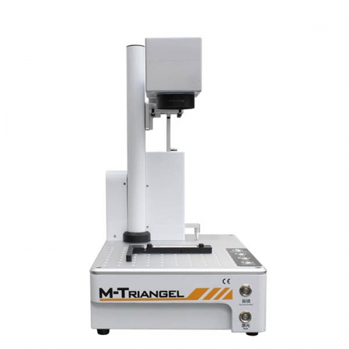 M - Triangel Laser Marking Separating Machine For Mobile Phone Back Glass Remover Machine