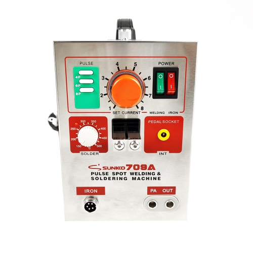 SUNKKO 709A Small Lithium Battery Spot Welding Machine