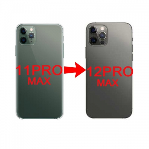 DIY Back Cover Housing For Convert iPhone 11 Pro Max into iPhone 12 Pro Max