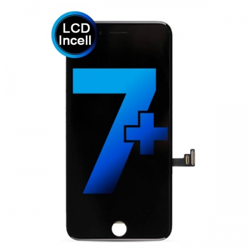 High-end LCD-Incell Display and Touch Screen Digitizer Assembly With Frame Replacement For Apple iPhone 7 Plus