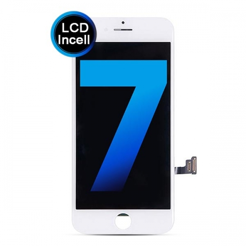 High-end LCD-Incell Display and Touch Screen Digitizer Assembly With Frame Replacement For Apple iPhone 7