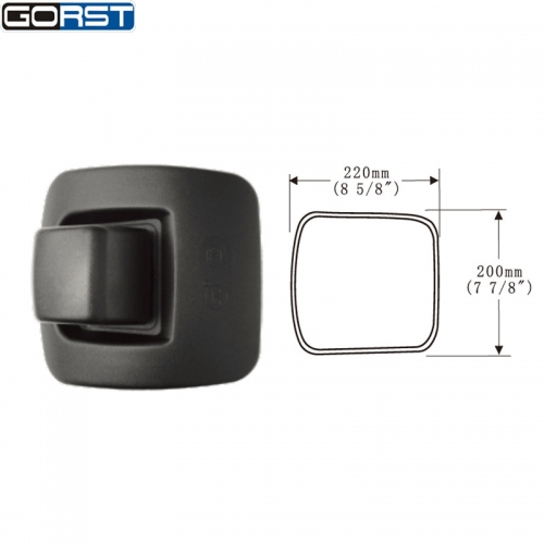Accessories Car-Styling Reflector Rearview Mirror Side Mirror Exterior Assembly for Dongfeng TianJin
