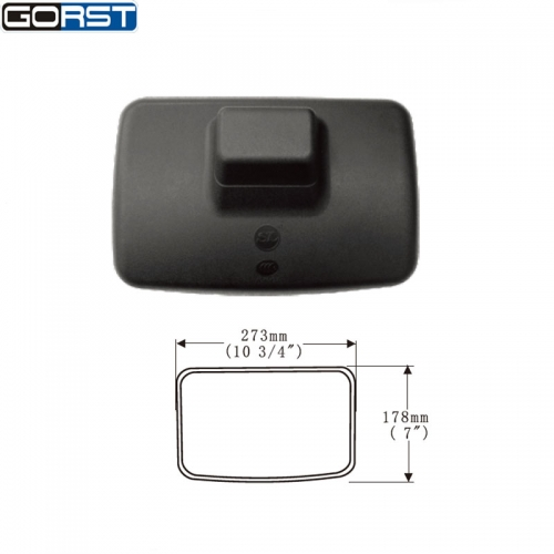 Car/Automobile Accessories Car-Styling Reflector Rearview Mirror Door mirror Arm/Bracket for Dongfeng TianJin