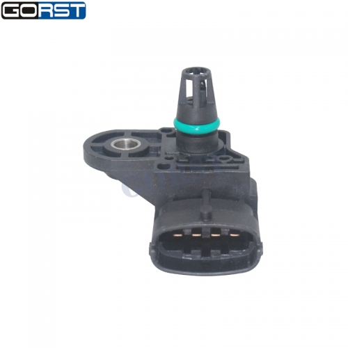 Intake Air Manifold Pressure Map Sensor 0281006102 For Volvo Cummins 837073934 55219299 504372225