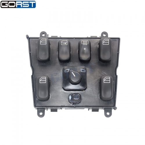 Electric Power Window Master Control Switch A1638206610 For Benz W163 1638206610 03751566 Car Parts