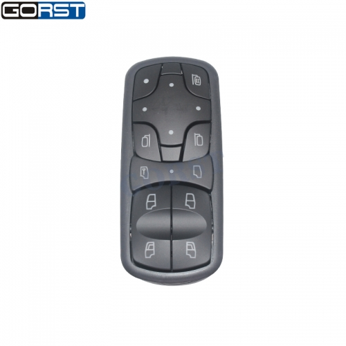 Master Power Window Switch 9438200097 For Benz Actros MPII Front Driver Side A9438200097 Car Parts