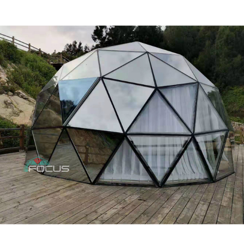 Glass Dome Tent Special Beach Tent