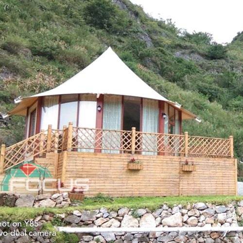 Luxury Hotel Tents Private Design