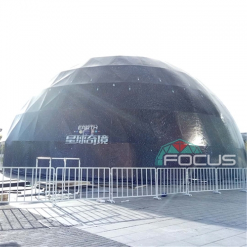 Big Dome Tent in Custom Design for Outdoor Events