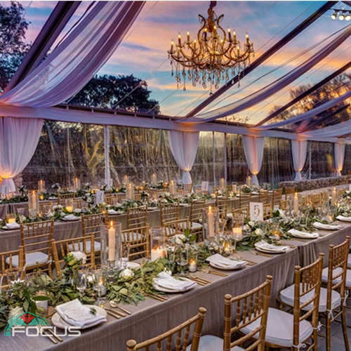 Large tents for weddings Marquee tents wedding party