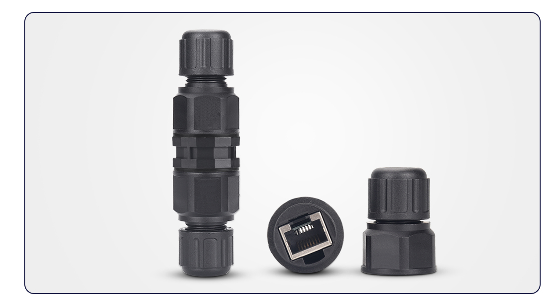 What Are The Basic Structures Of Waterproof Connector Products?