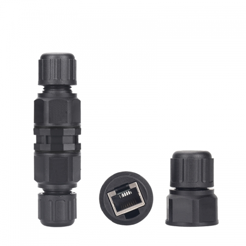 IP68 Waterproof RJ45 Connector