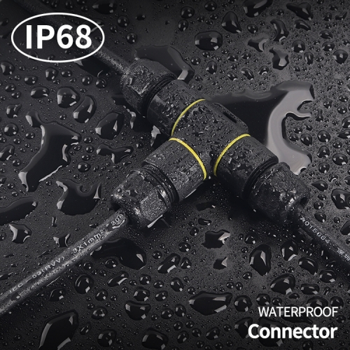 T Type IP68 Waterproof Connector