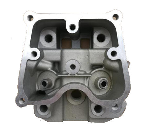 Cylinder Head Component For China 154F 156F Horizontal Stand Type Air Cool Small Gasoline Engine
