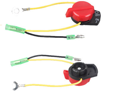 Universal 3-Wire Type ON/OFF Switch For China Model 152F/168F/170F/188F/190F Small Air Cool Gasoline Engine