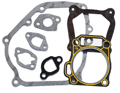 5XPC Entire Gaskets Kit(with 68mm bore head gasket) Fits for China 168F GX160 GX200 163CC 196CC 5.5-6.5HP Small Gas Engine